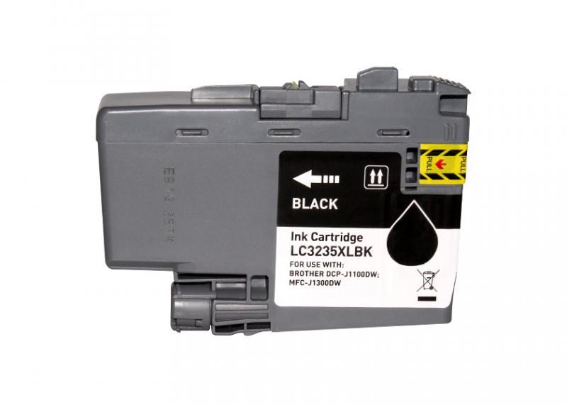 Brother Lc3235 Preto Compativel