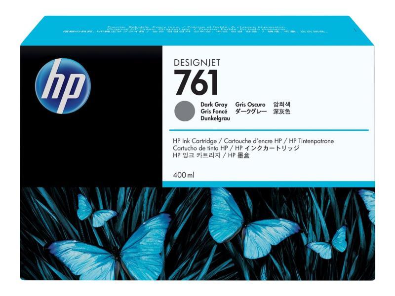HP761 CINZA ESCURO - HPCM996A