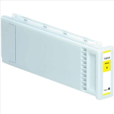 Epson T5634 AMARELO de Tinta Pigmentada Generico -  C13T563400