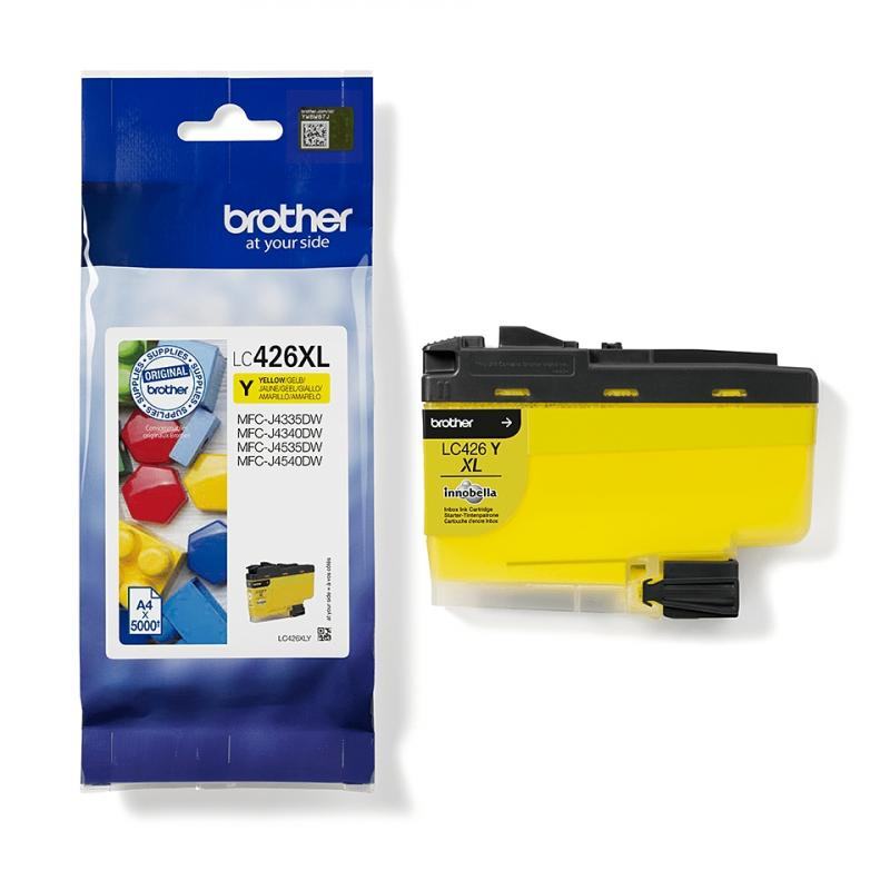 Brother LC426XLY AMARELO