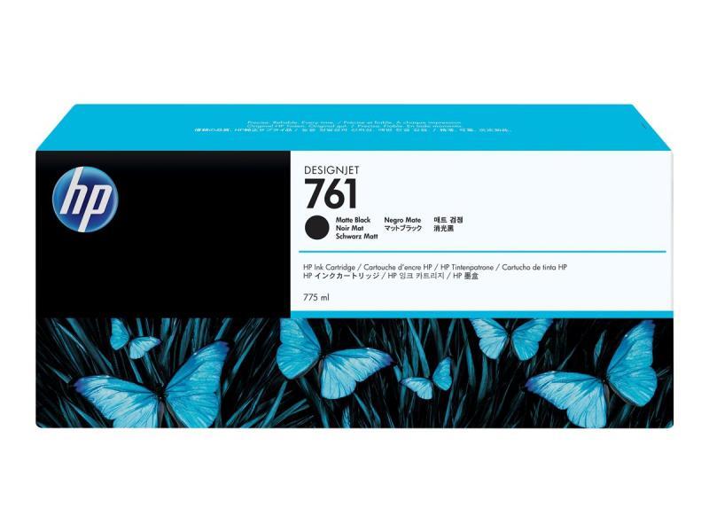 HP761 PRETO Mate - HPCM997A