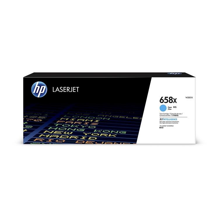 HP W2001X AZUL - 658X