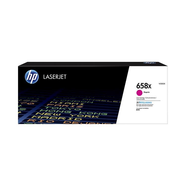 HP W2003X Magenta  - 658X