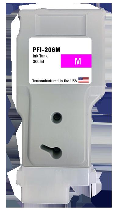 Canon PFI206 Magenta Generico