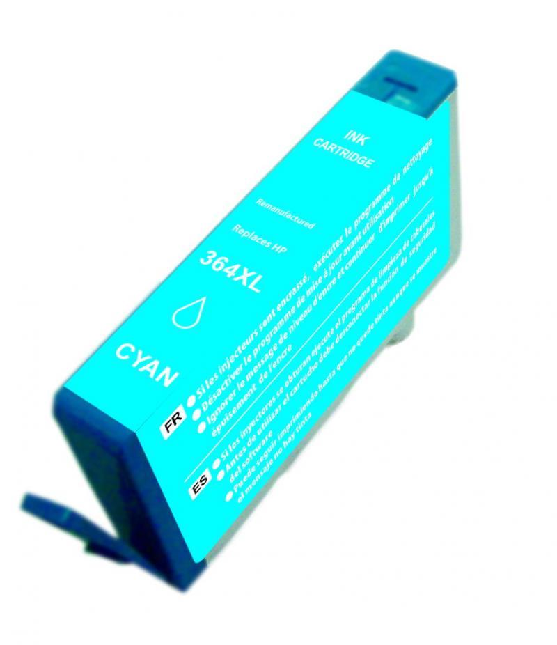 Hpcb323e - Hp364xl Azul Compativel