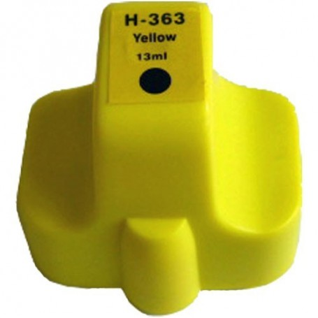 Hpc8773e - Hp363xl Amarelo - Compativel