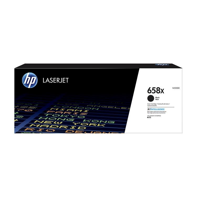 HP W2000X PRETO - 658X