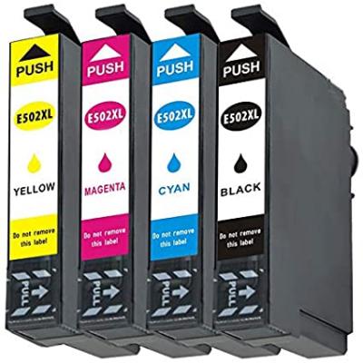 Epson T02w64010 Pack 1 Cada Cor 502xl Compativel