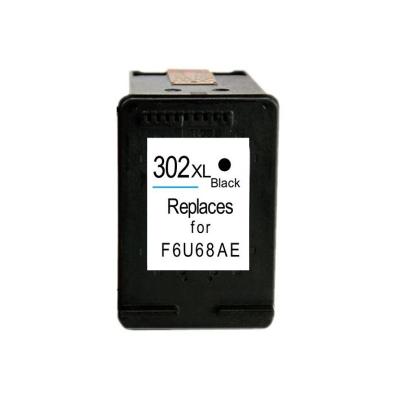 Hpf6u68a - Hp302xl Preto Compativel
