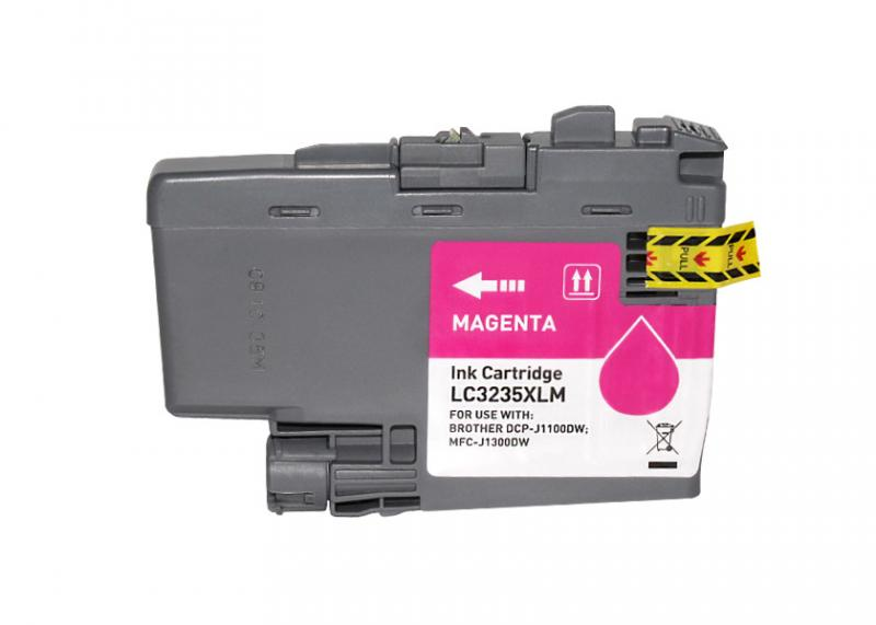 Brother Lc3235 Magenta Compativel