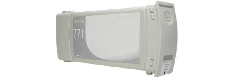 HP771C CINZA Light  Generico - B6Y14A