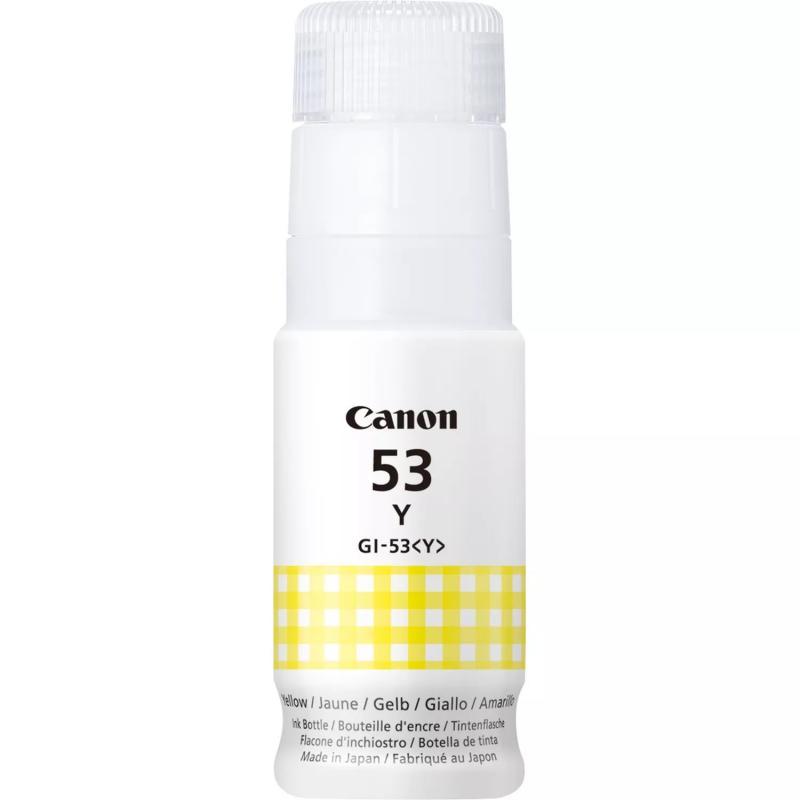 Canon GI53 AMARELO