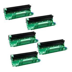 BrothER DR1050 PACK 5 UNIDADES COMPATIVEIS