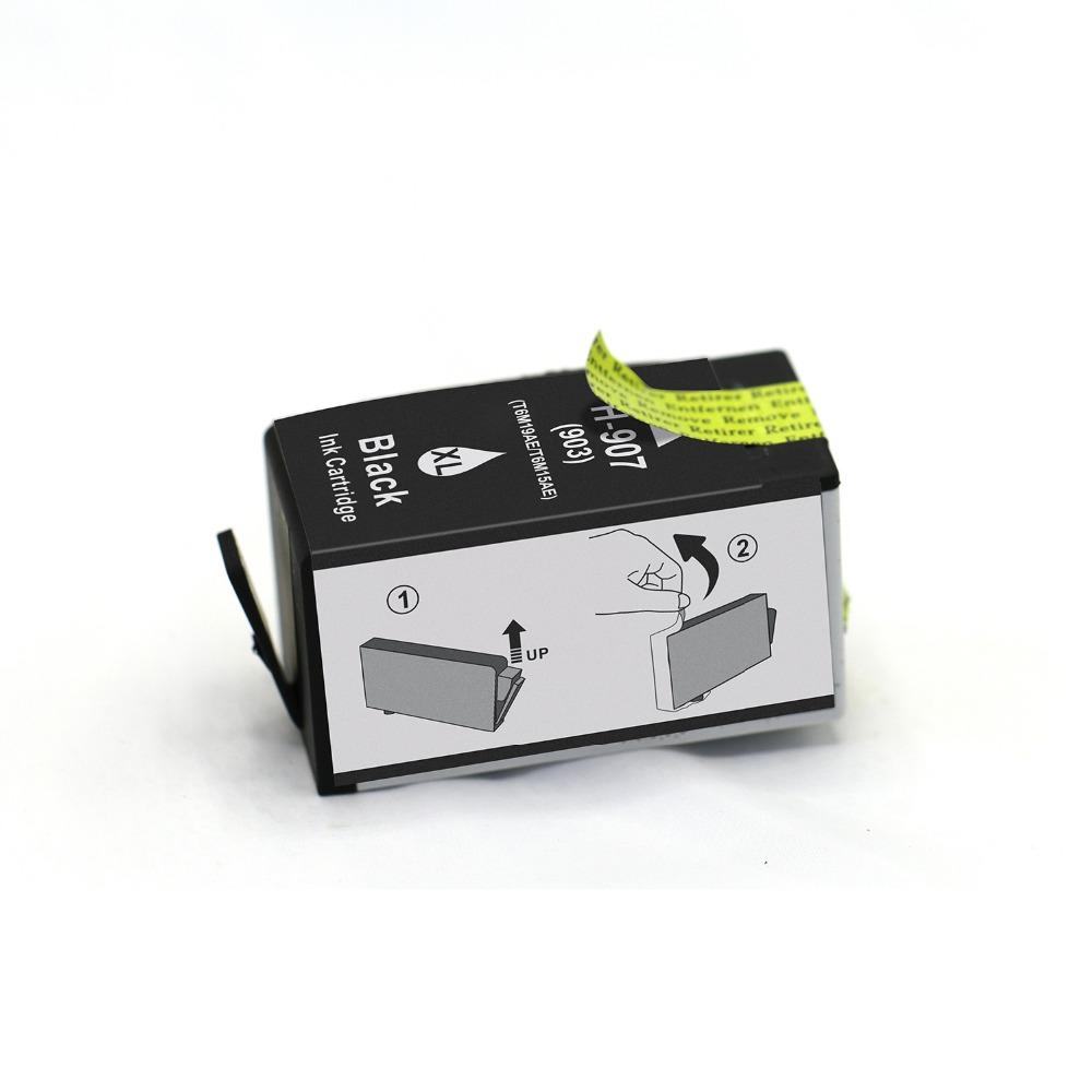 Hpt6m19a Tinteiro Preto Extra Cap. - Hp907xl Compativel