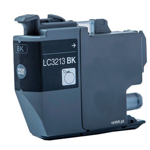 Brother Lc3213bk Compativel