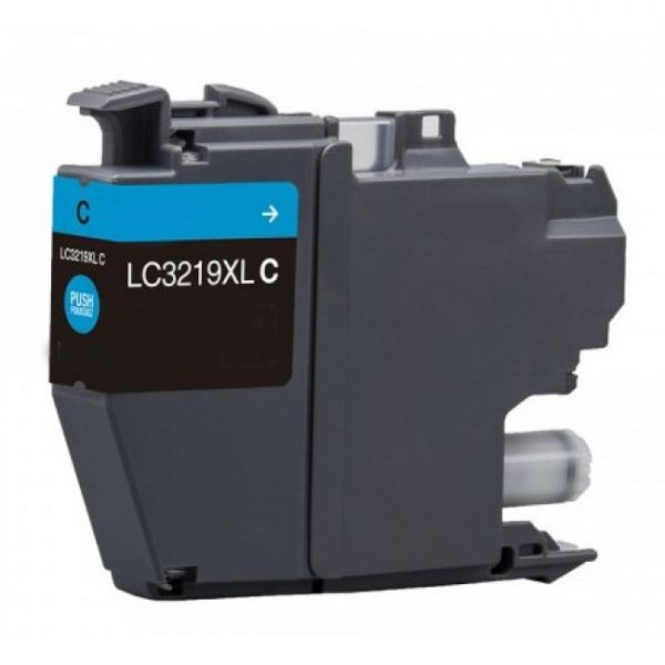 Brother Lc3219c AZUL Compativel