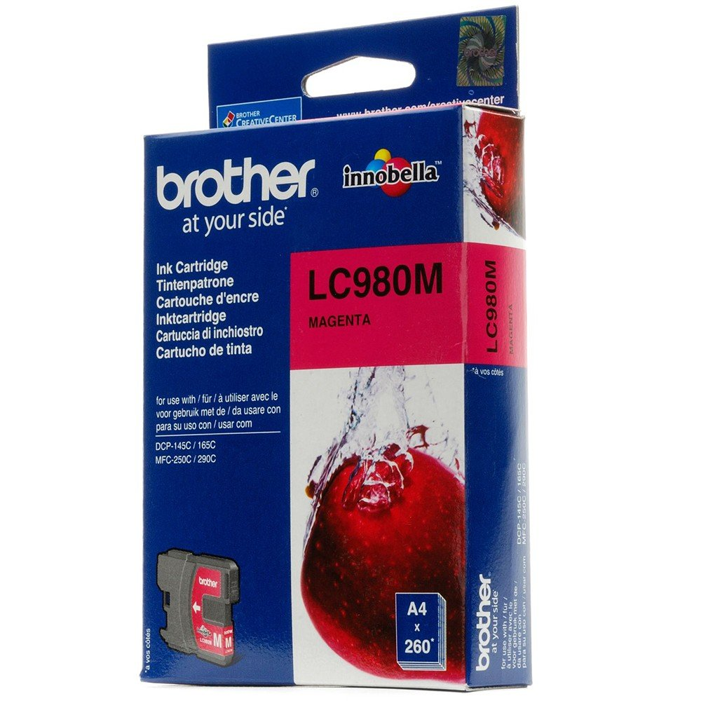 Brother Lc980 M