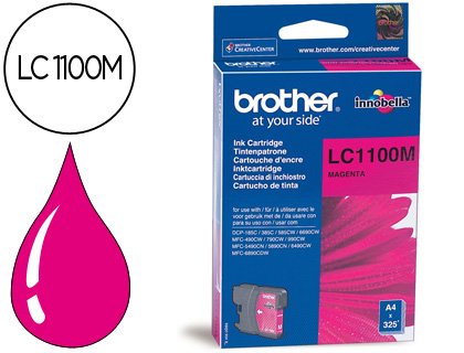 Brother Lc1100XL  Magenta