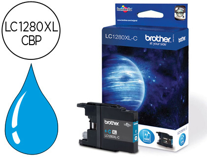 Brother Lc1280 Azul