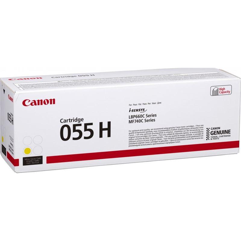 Canon 055h Amarelo