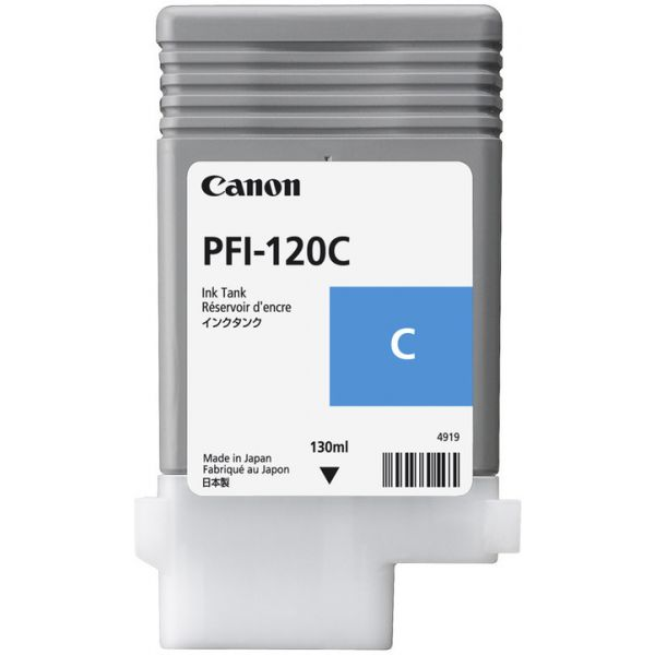 Canon Pfi120 Azul