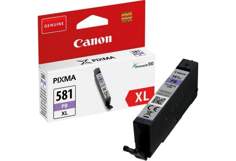 Canon Cli581xl Photo Azul