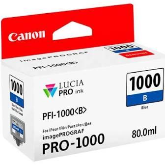 Canon Pfi1000 Blue Tinta Pigmentada