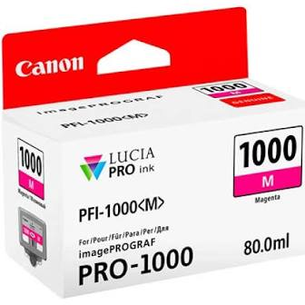 Canon Pfi1000 Magenta Tinta Pigmentada