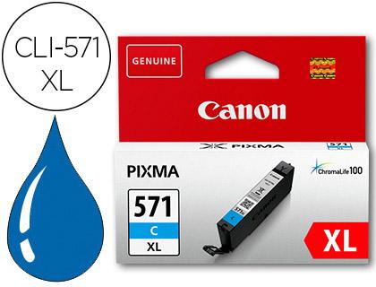 Canon Cli571xlcSião