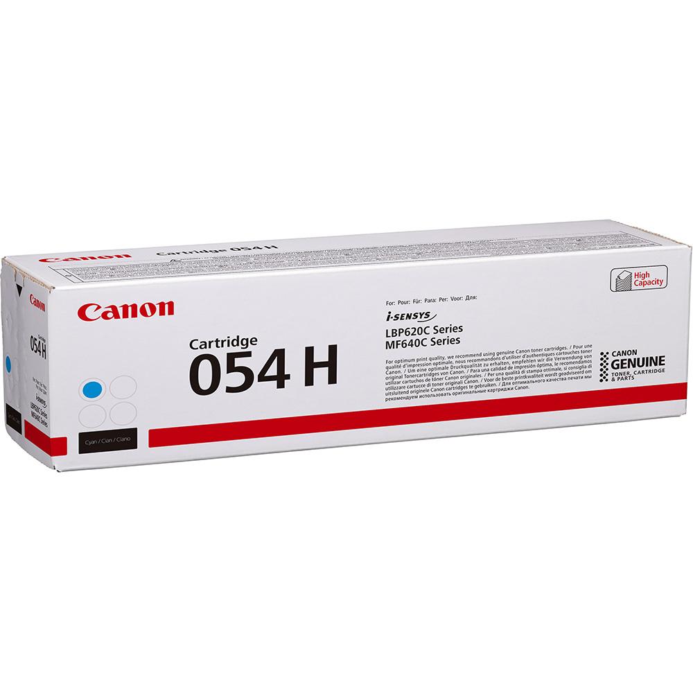 Canon 054h Azul