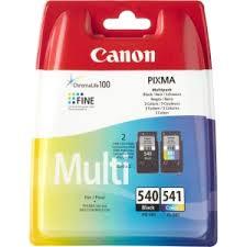 Canon Pack Com 1 X Pg540xl + 1 X Cl541xl