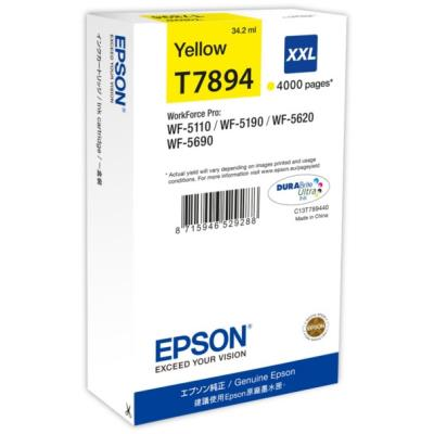 Epson T789440 Amarelo