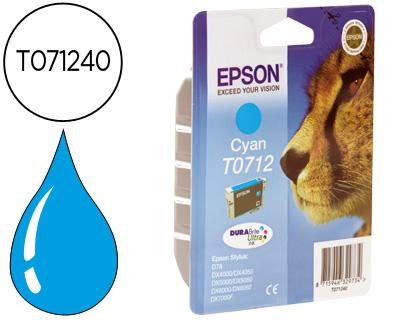 Epson T071240 Azul