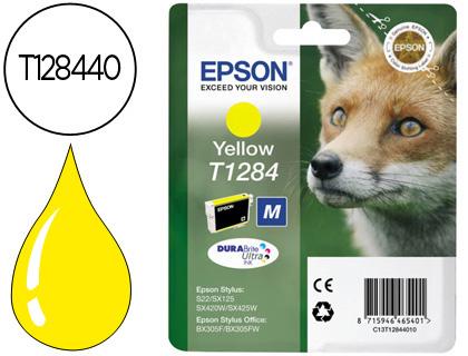 Epson T128440 Amarelo