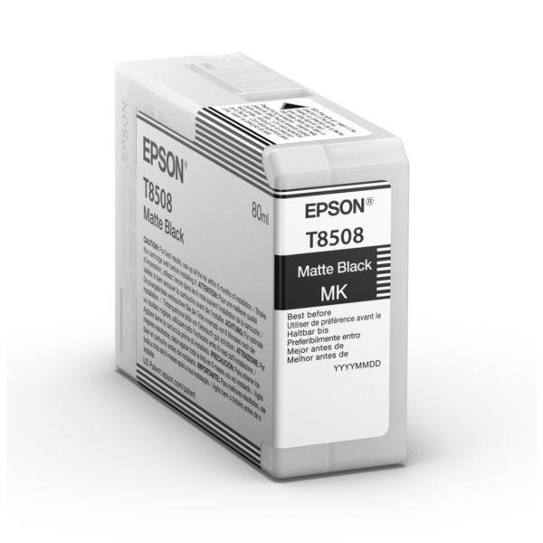 Epson T850800Preto Matte Compativel