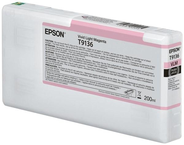 Epson T913600 Vivid Magenta Claro