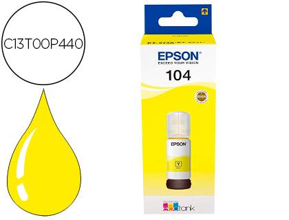 Epson Ecotank Et-2710/et-4700 - 65ml - 104 Amarelo
