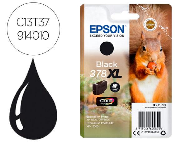 Epson T379140 (378xl) Preto