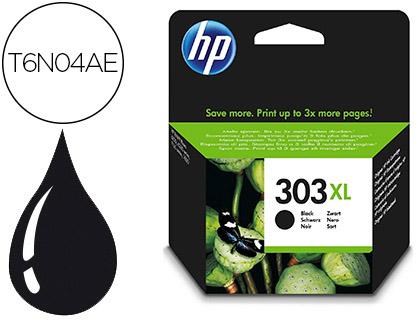 Hpt6n04ae / Hp303xl Preto