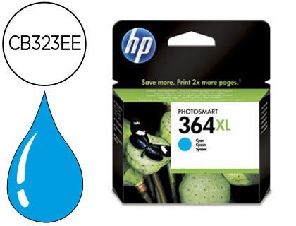 Hpcb323e - Hp364xl Azul