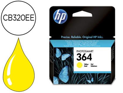 Hpcb320e - Hp364 Amarelo
