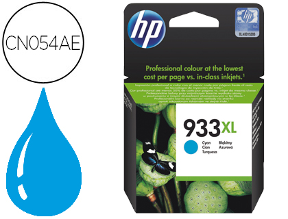 Hpcn054a - Hp933xl Azul
