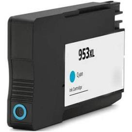 Hpf6u16a - Hp953xl Azul Compativel