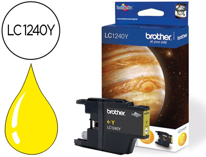 Brother Lc1240 Amarelo