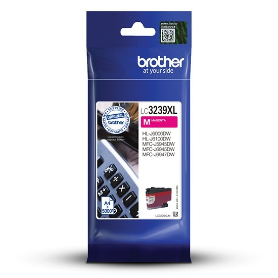 Brother Lc3239xl Magenta