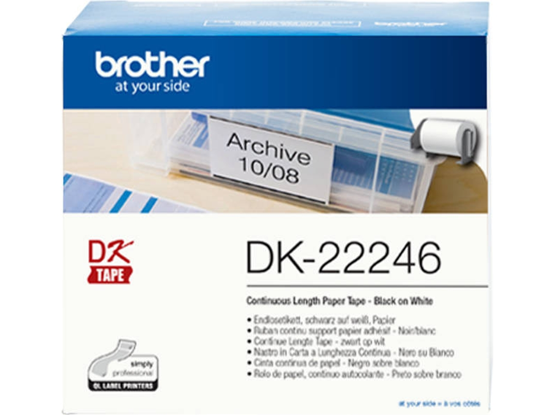 Brother Dk22246