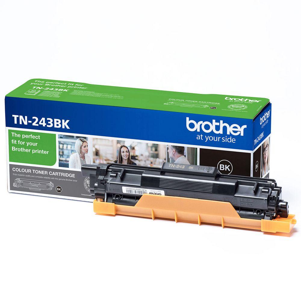 Brother Tn243 Preto