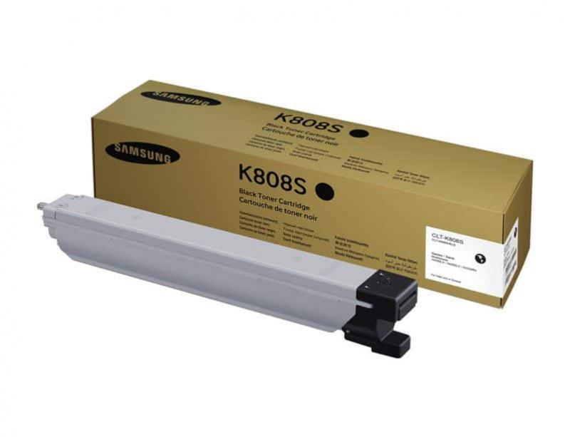 Samsung Cltk808sCartucho - 23000 Cópias - Preto