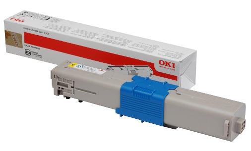 Oki Okipage C332 / Mc363 - 3000 Cópia Amarelo