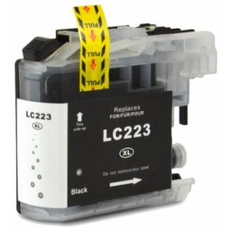 Brother Lc223 Bk Compativel